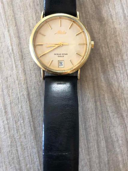 Relógio Mido Ouro