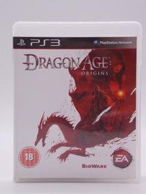 Dragon Age Origins Play Station 3 Original Mídia Física