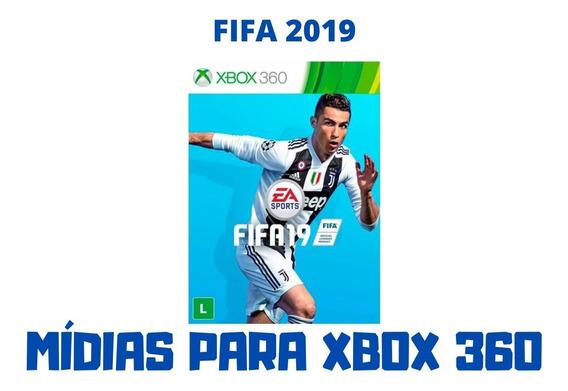 Fifa 2019 Xbox 360 - Mídia Digital