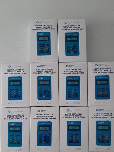 10 Máquinas Point Mini Mercado Pago Promoção + Frete Grátis