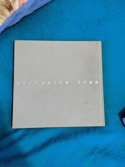 Porcupine Tree Anesthetize Book Blu-ray