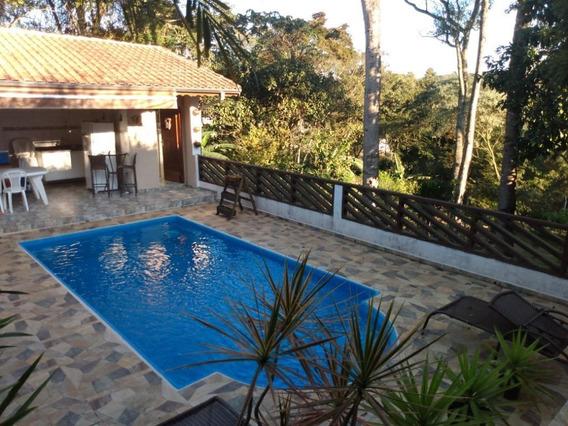 Chácara Em Pavão (canguera), São Roque/sp De 300m² 3 Quartos À Venda Por R$ 390.000,00 - Ch307587