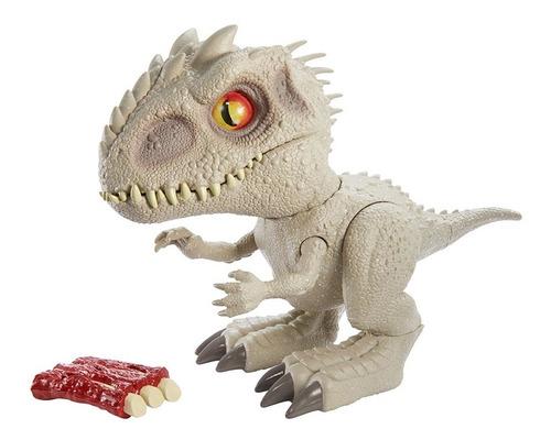 Imagen 1 de 8 de Jurassic World Indominusrex Loco Por Comer Dinosauriojuguete