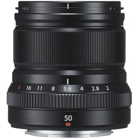 Lente Fuji Fujifilm Xf 50mm F/2 R Wr