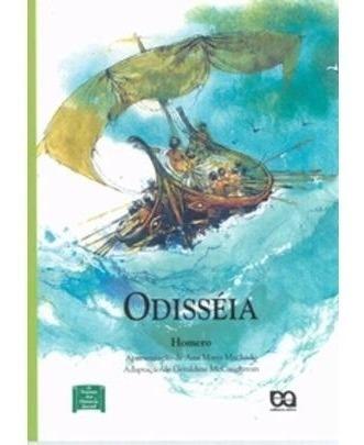 Odisséia - O Tesouro Dos Clássicos Juvenil