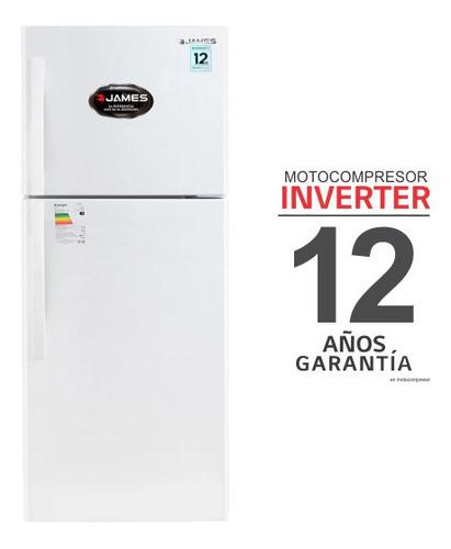 Heladeras James Inverter J501 B F.seco Gtía 12 Años J500