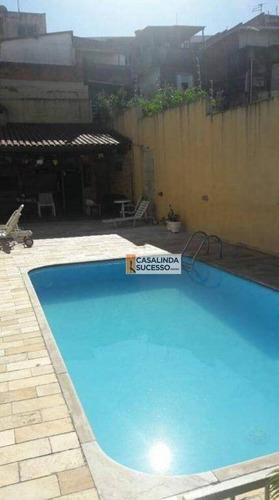 Sobrado Com 3 Dormitórios À Venda, 100 M² Por R$ 500.000,00 - Guarulhos - Guarulhos/sp - So1048