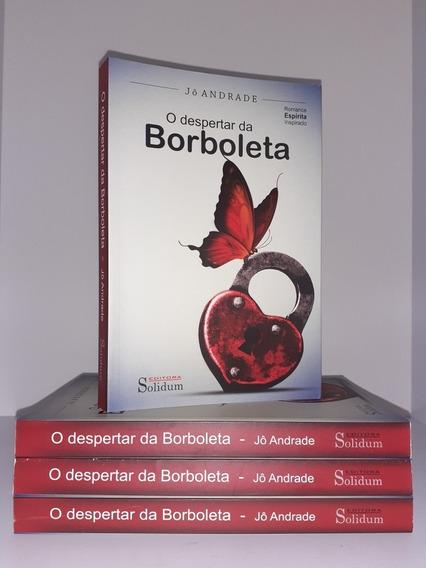 Livro Espírita, Romance, O Despertar Da Borboleta