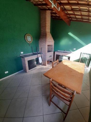 Imagem 1 de 3 de Sobrado Com 3 Dormitórios Para Alugar, 160 M² - Taboão - Diadema/sp - So20648