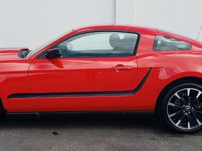Ford Mustang Lujo V6 Mt 2012