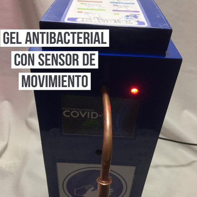 Gel Con Sensor De Movimiento