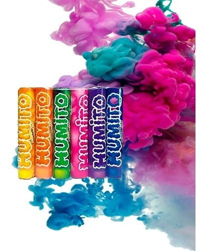 Humito De Colores Pack X 6