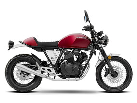 Moto Zanella Ceccato V250i Mejor Precio 250 0km Cafe Racer