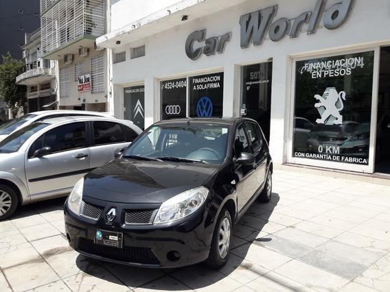 Renault Sandero Confort 1.6 16v Año 2010