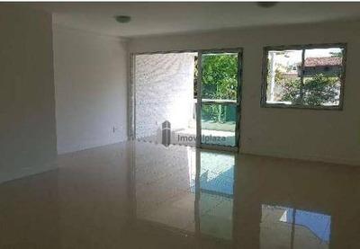 Apartamento Residencial Para Locação, Barra Da Tijuca, Rio De Janeiro - Ap1078. - Ap1078
