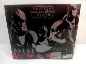 Swtrooper Clone Trooper Phase Black Series 6 Pul 4 Pack