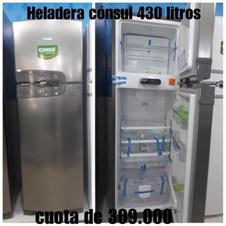 Heladera Consul Frio Seco