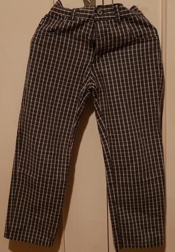 Pantalón Cuadrille Cheeky Talle 4