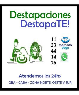 Servicio De Destapaciones En Puerto Madero