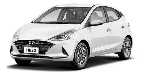 Imagem 1 de 5 de Hyundai- New Hb20 Vision 1.6 Automático/ 21/22