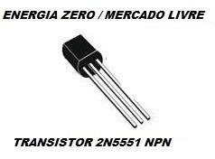 Transistor Npn 2n5551 Cod.tra0449 Frete Cr