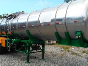 Carreta Semi Reboque Tanque Inox - Liess 30 Mil Litros