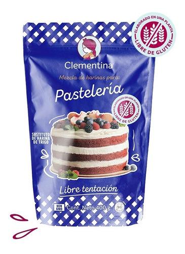 Imagen 1 de 4 de Harina Sin Gluten Clementina Para Pastelería