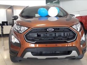 Ford Ecosport 1.5 Entrega Inmediata Anticipo 52 Mil #10
