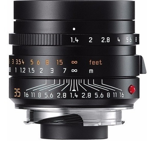 Leica Summilux M 35mm 1.4 Asph 11663 Lente