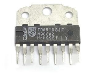 Tda6108jf Tda6108 Tda 6108 Tda6108ajf Philips Original