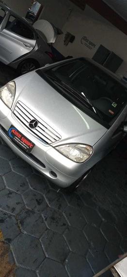 Mercedes-benz Classe A 1.6 Classic 5p 2004