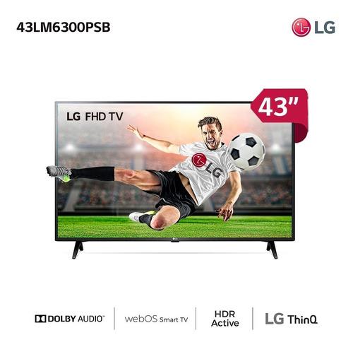 Smart Tv LG 43 Full Hd Sensacion