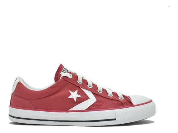 Zapatillas Converse Star Player Ox Lona Moda Unisex Asfl70