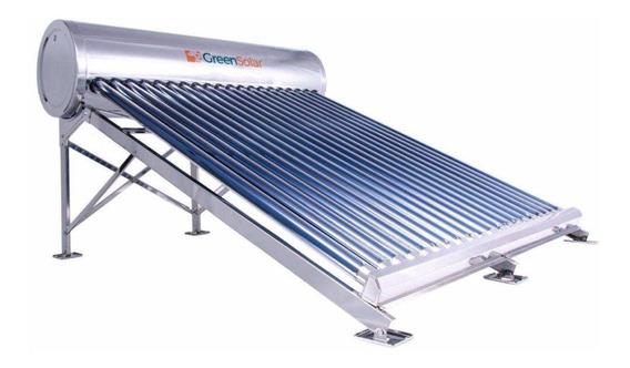 Calentador Solar Greensolar 18 Tubos 215 Litros