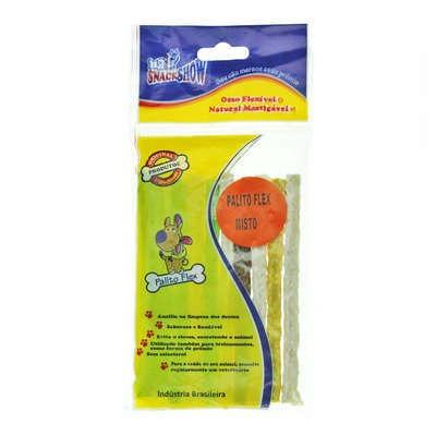 Osso Snack Show Palito Flex Misto - 10 Unidades