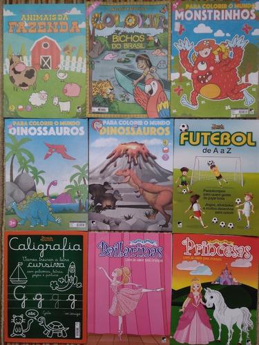 Revistas De Atividades Infantis. Diversão Para As Crianças!