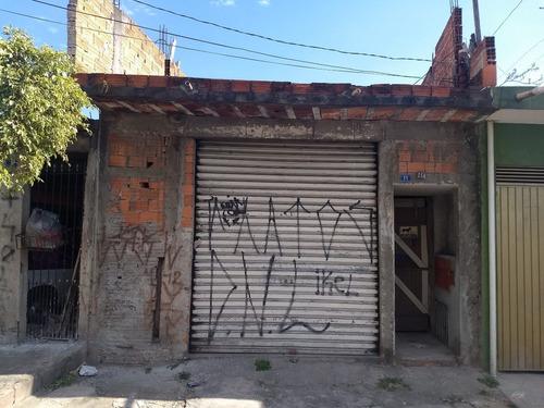 Sobrado À Venda, 3 Quartos, 1 Suíte, 4 Vagas, Jardim Adriana - Guarulhos/sp - 1220