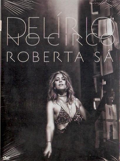 Dvd Roberta Sá - Delírio No Circo - Novo***