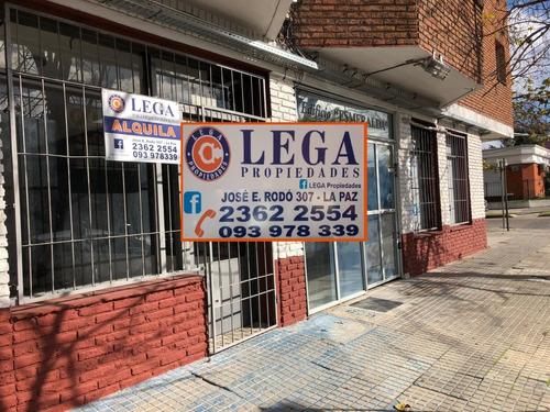 Lega Propiedades Alquila 2 Locales Comerciales Contiguos