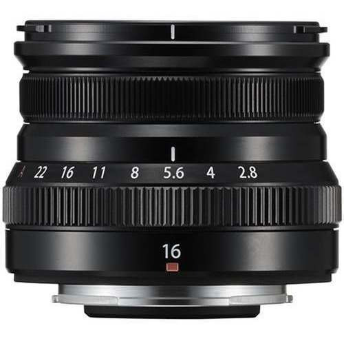 Lente Fujifilm Xf 16mm F/2.8 R Wr - Nf + Garantia - Original