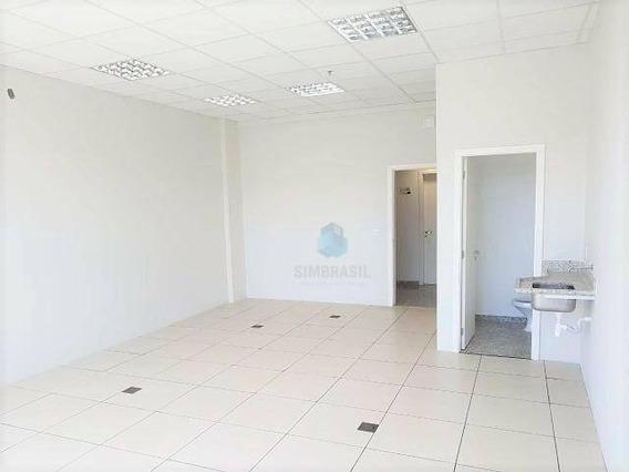 Sala Comercial Swiss Park Office - Sa0051