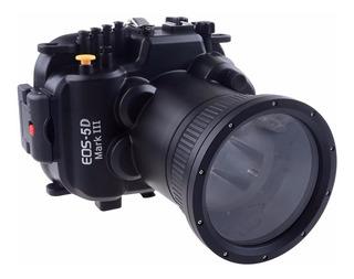 Estuche Meikon Case Housing Submarino Para Canon 5d Mkiii