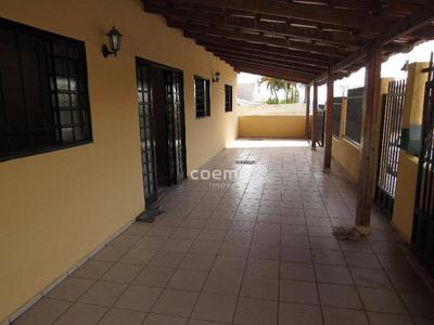 Vivendas Colorado - Sobradinho , Casa Para Locação Em Condomínio Fechado, Brasília - Codigo: Ca0405 - Ca0405