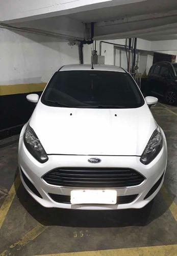 Ford Fiesta 2015 1.5 S Flex 5p