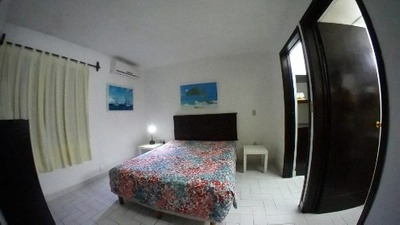 Departamento Amueblado Con Servicios En Renta En Zona Hotelera Cancun