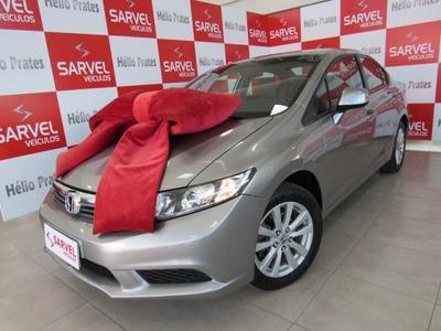 Honda Civic Lxs 1.8 16v Flex, Jkf5715