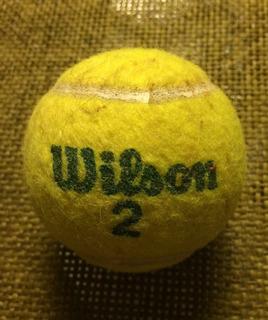 Lote 4 Bolas Tênis Marcas Wilson E Penn