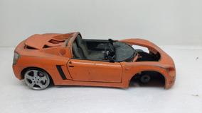 Sucata Miniatura Opel Speedster 1/18