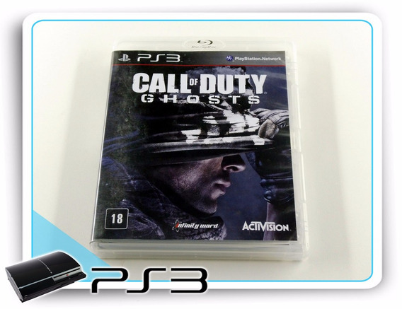 Ps3 Call Of Duty Ghosts Original Playstation 3