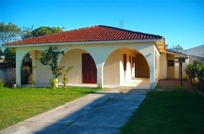 Casa Para Venda No Brejatuba Em Guaratuba - Pr - 1312